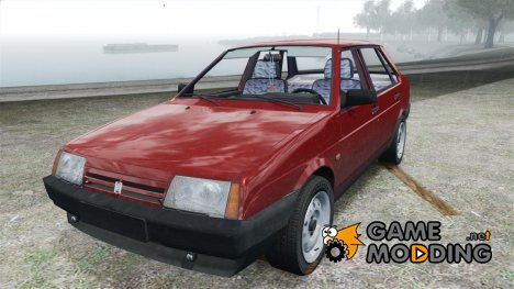 ВАЗ 21099 Спутник for GTA 4