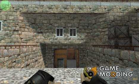 Golden Knuckle Duster for Counter-Strike 1.6