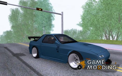 Mazda RX-7 Savanna - FDR for GTA San Andreas