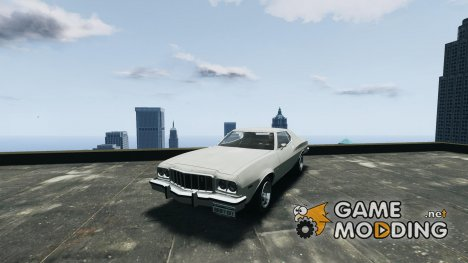 Ford Gran Torino 1975 v1.1 for GTA 4