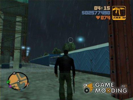 Регенерация жизни для GTA 3