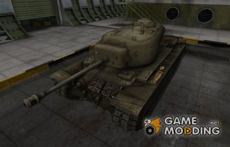 Шкурка для американского танка T29 для World of Tanks
