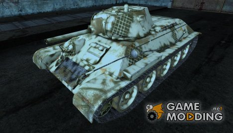 Т-34 от coldrabbit 2 для World of Tanks