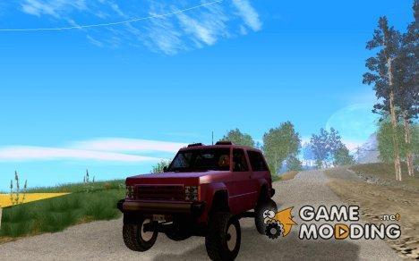 Huntley Sand King Light Tuning for GTA San Andreas