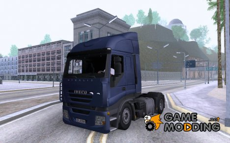 Iveco Stralis GTS for GTA San Andreas