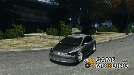 Honda Civic Mugen RR for GTA 4