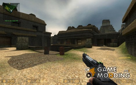 Return Of The Samurai Edge для Counter-Strike Source
