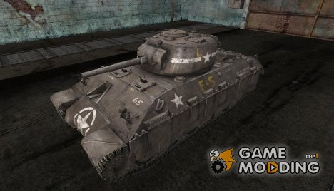 Шкурка для T14 для World of Tanks