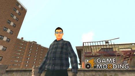 Джонни Гэт для GTA 4
