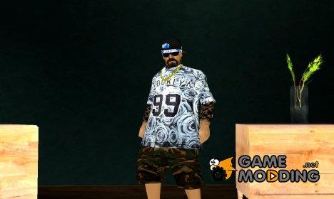 Новый Рифовец v3 для GTA San Andreas