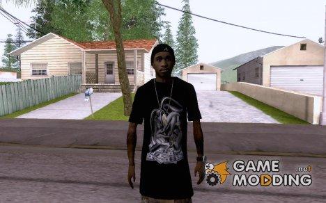 Alonzo Foley для GTA San Andreas
