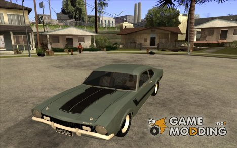 Ford Maverick GT 1977 для GTA San Andreas