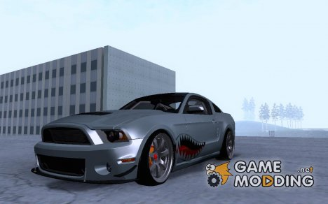 Ford Shelby GT500 Street Shark for GTA San Andreas