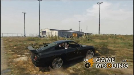Car Super Speed  v6.0 для GTA 5