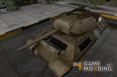 Ремоделинг для M10 Wolverine for World of Tanks