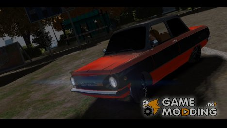 ЗАЗ 968М (Light Tuning) для GTA 4