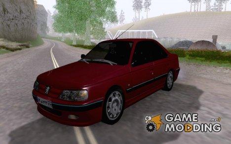 Peugeot Pars for GTA San Andreas