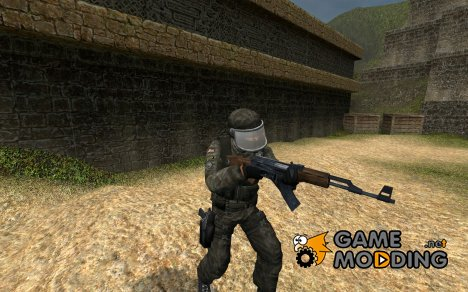 Happy Camper´s german soldier v1 для Counter-Strike Source
