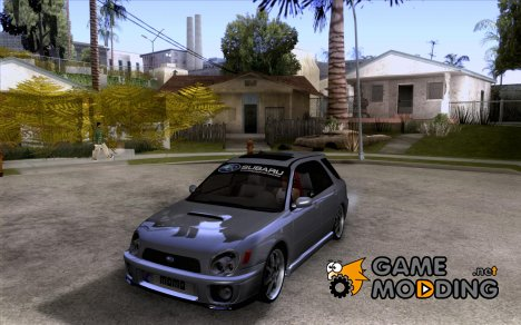 Subaru Impreza Universal для GTA San Andreas