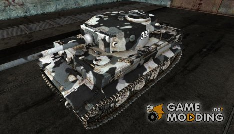 PzKpfw VI Tiger Psixoy for World of Tanks