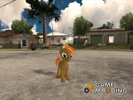 Button Mash (My Little Pony) for GTA San Andreas