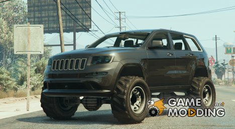 2013 Jeep Grand Cherokee SRT-8 Series IV 0.5 BETA для GTA 5