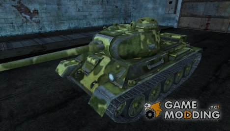 T-43 7 для World of Tanks