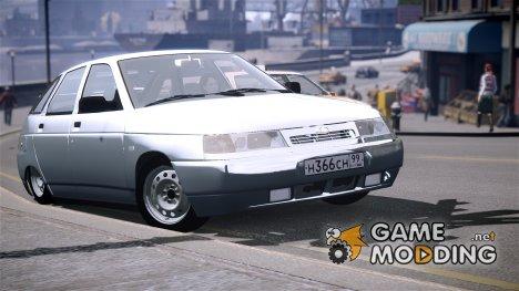 ВАЗ 2112 Сток for GTA 4