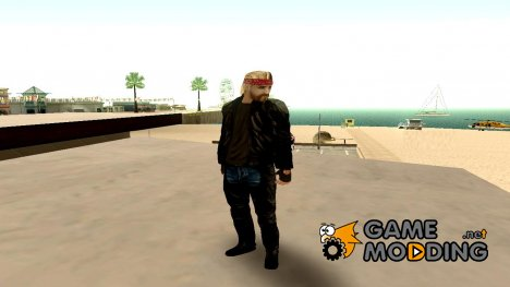 Bikerb HD for GTA San Andreas