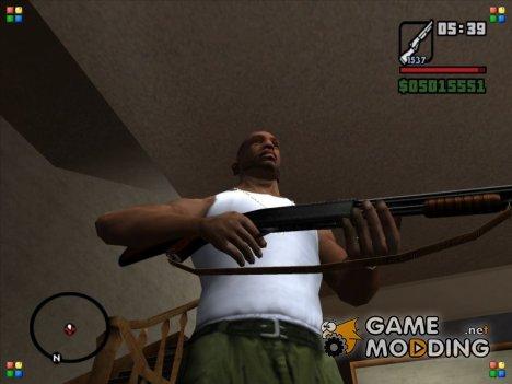 Руки для GTA San Andreas