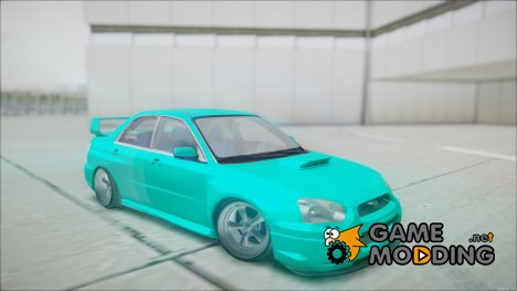 Subaru Impreza 2004 for GTA San Andreas