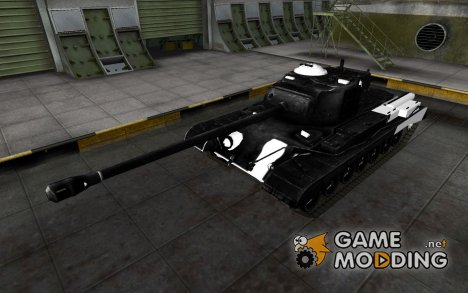 Зоны пробития T32 for World of Tanks
