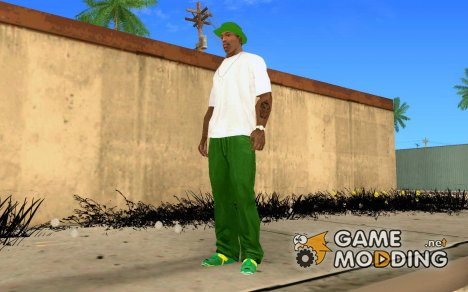 Munich Gresca Boot v1.0 для GTA San Andreas