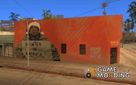Graffiti for GTA San Andreas