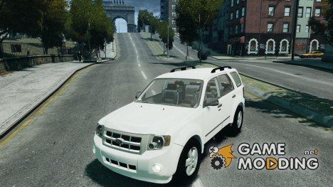 Ford Escape 2011 для GTA 4