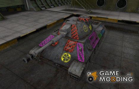 Качественные зоны пробития для VK 30.02 (D) for World of Tanks