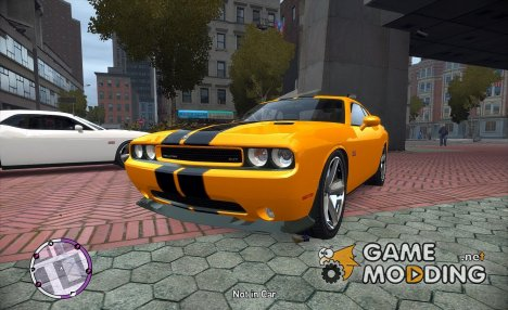 Dodge Challenger SRT8 для GTA 4