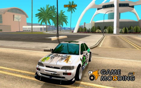 Ford Escort RS HELLA для GTA San Andreas
