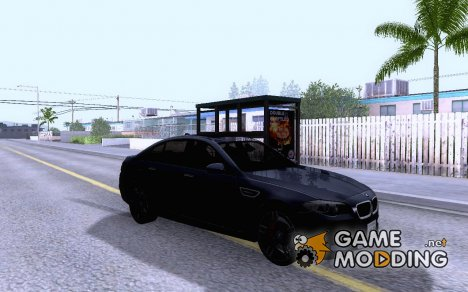 BMW M5 for GTA San Andreas