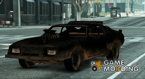 Mad Max Interceptor for GTA 5