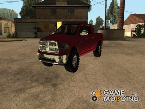"Пак машин марки ""Dodge"" для GTA San Andreas"