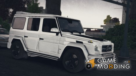 Mercedes-Benz G65 W463 for GTA 4