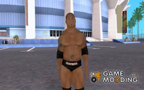 Dave Batista for GTA San Andreas