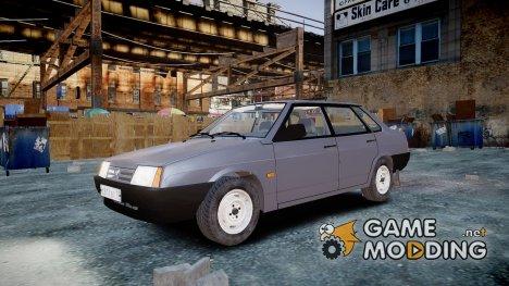 ВАЗ 21099 for GTA 4