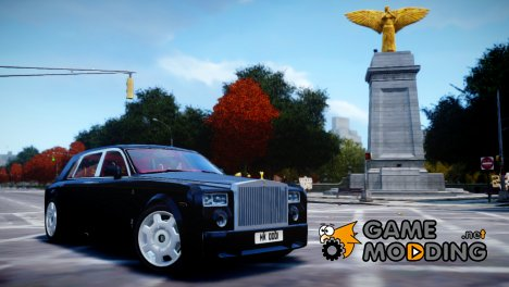 2012 Rolls-Royce Phantom EWB Dragon Edition for GTA 4