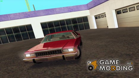 Ford Crown Victoria 1987 для GTA San Andreas