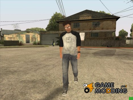Alex for GTA San Andreas