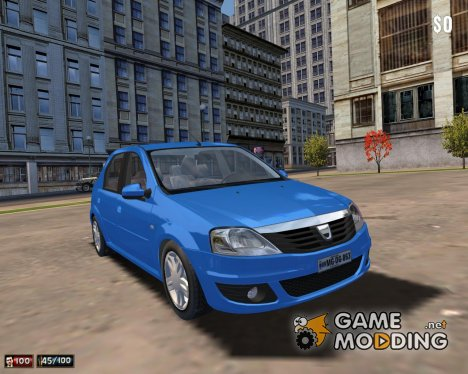 Dacia Logan 2008 for Mafia: The City of Lost Heaven