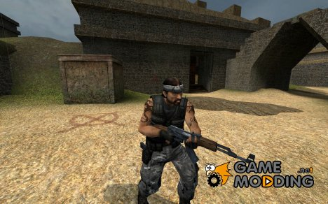 Twi2ce Guerilla для Counter-Strike Source