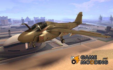 Grumman A-6 Intruder for GTA San Andreas